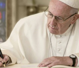 O Papa: o amor ao próximo, indispensável para uma integração universal